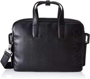 Calvin Klein Punched borsa laptop viaggi