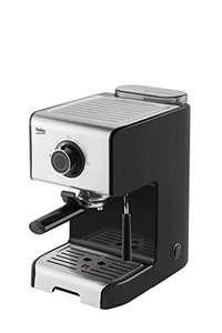 Beko CEP5152B manual coffee machine, 1200 W, stainless steel