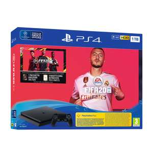 PS4 1TB Fifa 20 237€