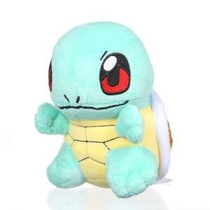 Peluche Pokemon Squirtle 0.6€