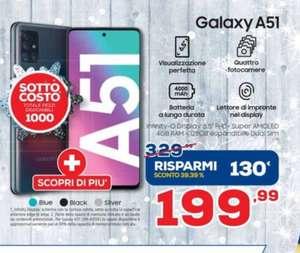 Samsung Galaxy A51 4 Gb 128GB - Euronics Siem