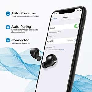 Mpow Cuffie Bluetooth IPX7