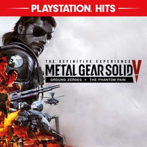Metal Gear Solid V PS4 Definitive Experience 6.99€