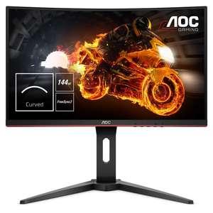 "Monitor Gaming 24"" AOC 144Hz FHD 149€"
