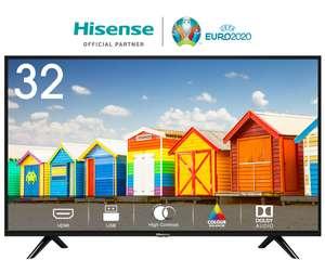 """TV LED 32"""" Hisense HD 120€"""