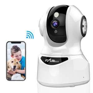 Telecamera 1080P Compatibile Alexa 14.9€