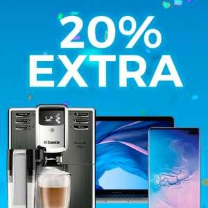 20% EXTRA in Amazon Warehouse