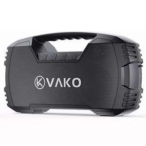 VaKo 40W Altoparlante Bluetooth Portatili, 30 Ore di Riproduzione IPX7