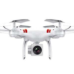 Jintes Auto Return Quadcopter Remote Control Helicopter WiFi Drone a 4 Assi in Tempo Reale Droni