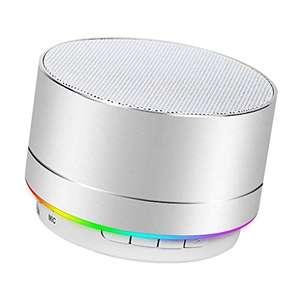 Altoparlante Bluetooth Super-Portatile con Bassi Potenti