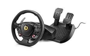 Thrustmaster T80 Rw Ferrari 488 Gtb Gtb Edition Volante e Pedaliera Regolabile USATO IN OTTIME CONDIZIONI