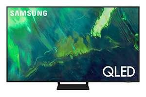 "Samsung QLED 4K 2021 Q70A - 55"" Smart TV, Risoluzione 4K UHD, Processore Quantum 4K, Quantum Dot, OTS"