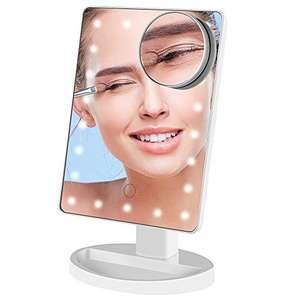 Specchio con Luci LED e Touchscreen!!