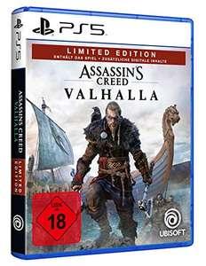 Assassin's Creed Valhalla Limited Edition PS5 in ottime condizioni