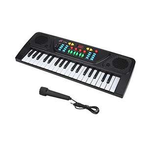 Tastiera con microfono per bambini
