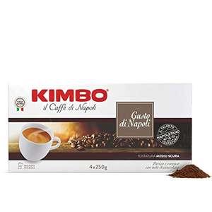 Kimbo Gusto Di Napoli 4X250 Grammi