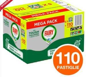 110 Pastiglie Fairy Platinum Tutto in Uno