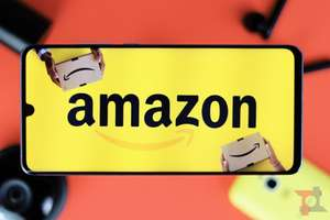 ULTIMO GIORNO - Ricevi 8€ di credito Amazon su Ordine minimo 25€