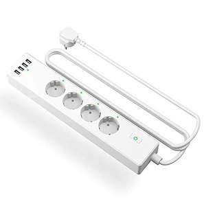 Ciabatta Intelligente Multipresa Wifi Smart 4 Porte USB