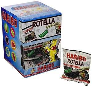 Haribo Mini Rotella - 30 pezzi da 40g TOTALE 1200 Grammi