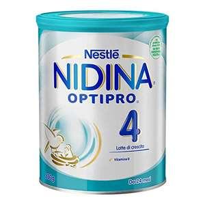 6x800gr NESTLÉ NIDINA OPTIPRO 4 da 24 Mesi