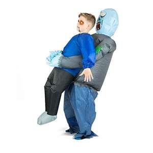 Bodysocks® Costume Gonfiabile da Zombie per Bambini