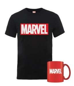 Bundle Marvel T-Shirt+Tazza 9.9€