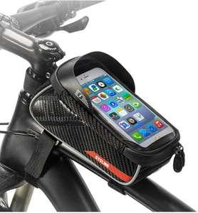 E-More Bici Borse Bicicletta Telaio Anteriore Borsa Impermeabile