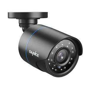 Telecamera di sicurezza Full HD 1080P uso interno/esterno (con cavo)