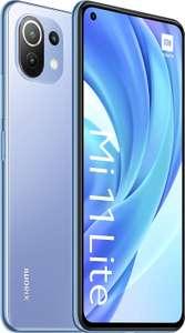 Xiaomi Mi 11 Lite 6GB+64GB 199€