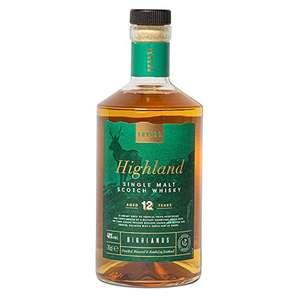 Tovess Highland Single Malt Scotch Whisky invecchiato 12 anni , 700 ml