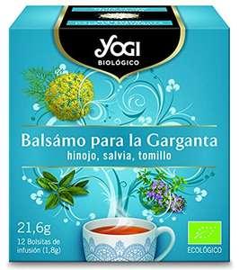 Yogi Biologico Benessere Per La Gola - 30 g 12 bustine