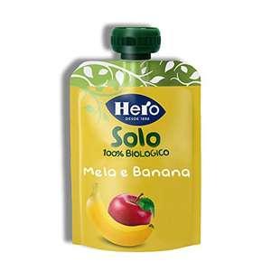 18 x Pouch Mela e Banana Bio Hero