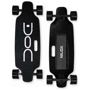 Nilox Doc Plus Skateboard Elettrico con Bluetooth + Telecomando