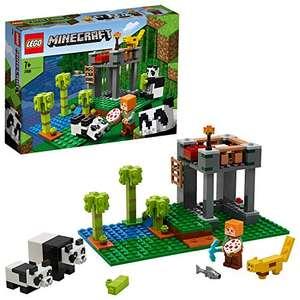 LEGO Minecraft L'Allevamento di Panda 7+