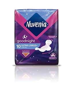 Nuvenia - Assorbente Ultra Notte con Ali Confezione da 10
