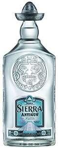 Sierra Tequila Antiguo Plata 100% Agave, 700ml