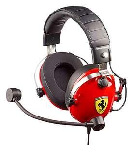 Cuffie Thrustmaster T.Racing Scuderia Ferrari Edition