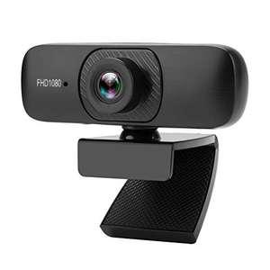 Webcam 1080p Full HD con Microfono Stereo,