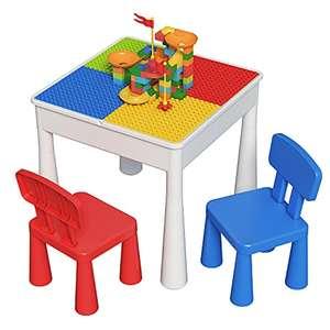 Set di sedie da Tavolo per Bambini