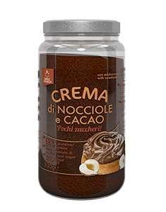 Smile Crunch Crema Di Nocciole E Cacao - 330 Gr