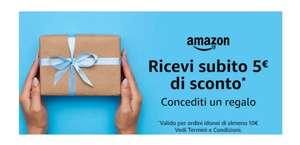Sconto 5€ Amazon