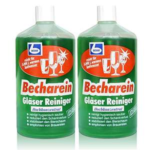 2lt detergente per bicchieri Dr. Becher Becharein