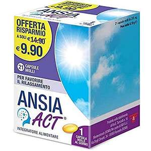 ACT Ansia, Blu 21 capsule