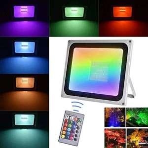 50W Faretto LED RGB con telecomando