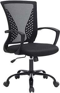 Sedia da Ufficio con Altezza regolabile - Girevole a 360º