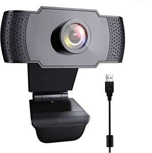 Webcam1080P HD con Microfono