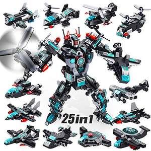 Robot Costruzioni Giocattolo 577 Pezzi da 6 a 10 A