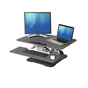 Spring Aluminum Ergonomic Compact Standing Desk