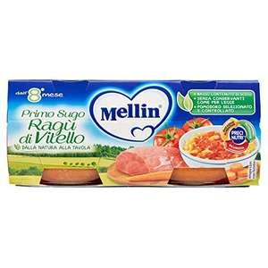 24 x 80g - Mellin Primi Sughi Ragù di Vitello